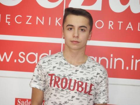 Adrian Bednarek kocha siatkówkę. Na swoim koncie ma kilkanaście złotych medali