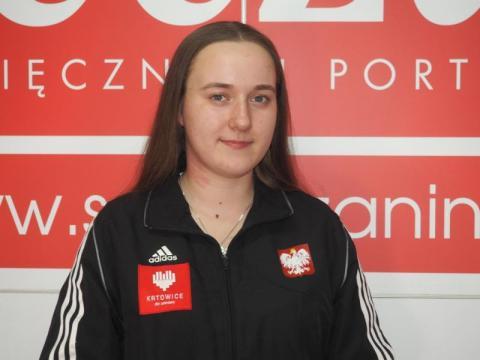 Zuzanna Baran sportem interesuje się od zawsze. Jej miłością jest hokej