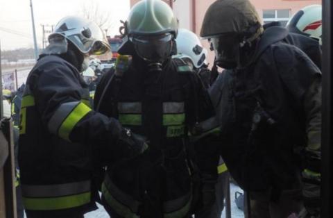 Ale im sypnęli kasą. Strażacy z gminy Łącko dostali nowy sprzęt na nowy rok