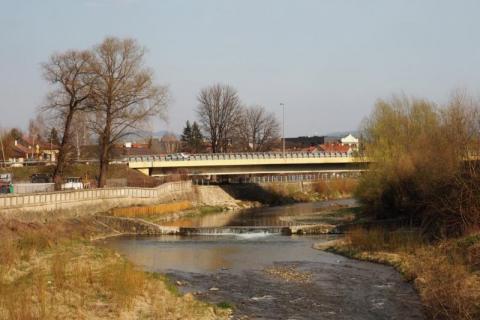 Czy nad Dunajcem i  Kamienicą w Nowym Saczu rośnie trucizna?