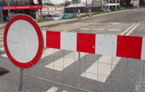 Uwaga, będą objazdy na powiatówce Sienna - Siedlce