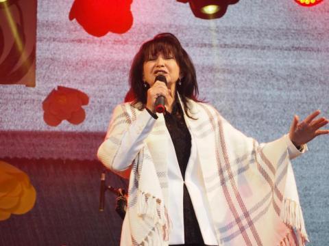 Krystyna Giżowska o swoich piosenkach, koncertach i walce z chorobą [WIDEO]