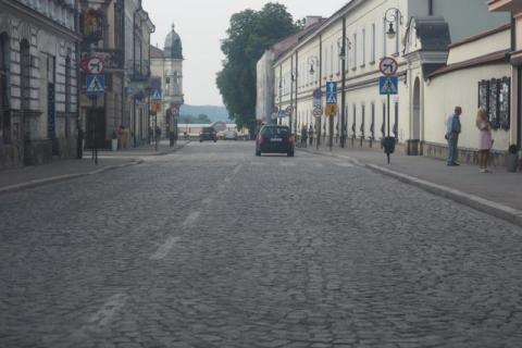 Ulica Piotra Skargi, fot. arch. Sadeczanin.info