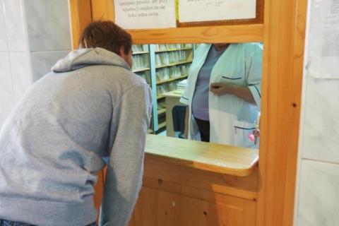 grypa w odwrocie w Małopolsce