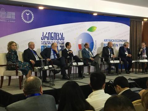 Forum Ekonomiczne w Tbilisi