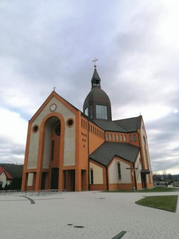 Składka na budowę kościoła - czyli prac wykończeniowych ciąg dalszy