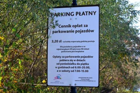 "Parking pod ""Panoramą"""
