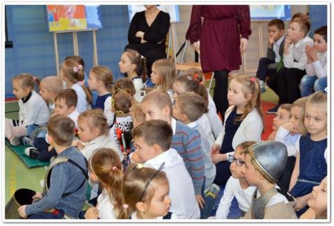 Patronada w Zespole Szkolno-Przedszkolnym w Kamionce Wielkiej