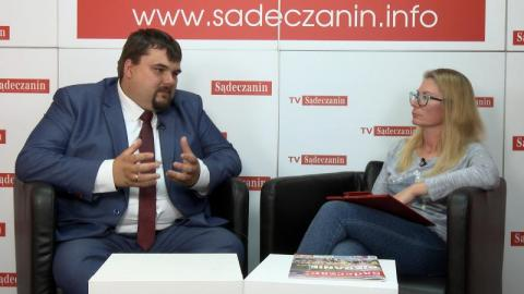 Patryk Wicher walczy o mandat poselski z ramienia PiS [WIDEO]