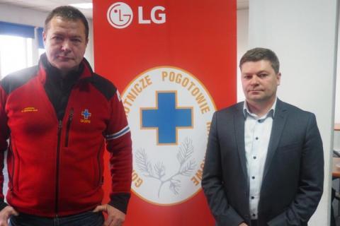 Ratownicy krynickiej grupy GOPR dbają o bezpieczeństwo na stokach