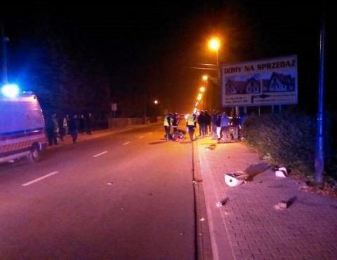 Z ostatniej chwili: Niepełnoletnia dziewczynka potrącona przez samochód na ul. Starowiejskiej
