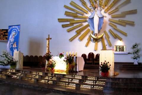 parafia MB Niepokalanej w Nowym Sączu