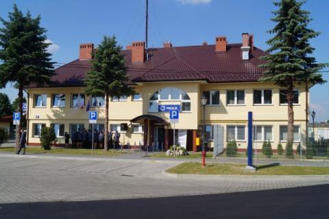 komisariat policji w Starym Sączu