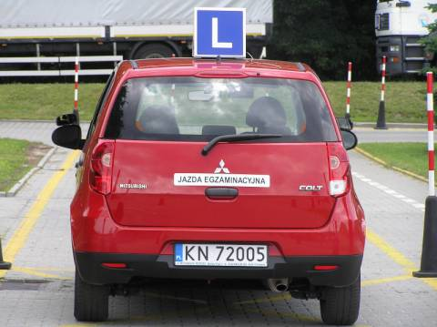 MORD - egzaminy na prawo jazdy w soboty