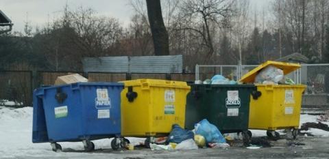 Stawki za wywóz śmieci w Gminie Mszana Dolna mogą zszokować
