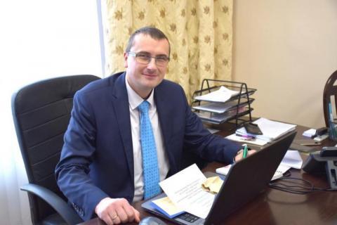 Piotr Ryba, burmistrz Krynicy