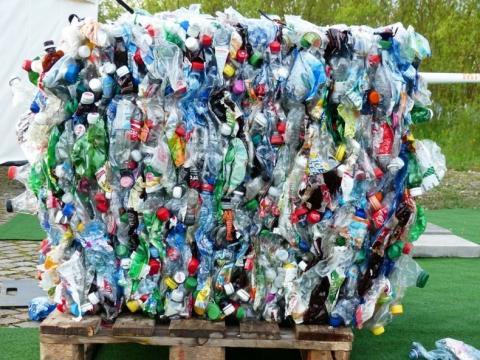 Pisma z recyklingu, imprezy z talerzami. Wydali wojnę plastikowi w urzędzie