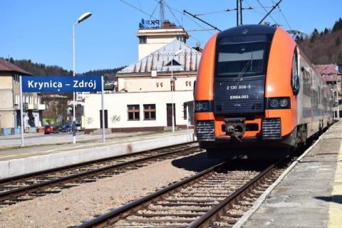 czytaj też: Krynica/Muszyna: jakie zmiany czekają na podróżujących koleją od 15 marca?