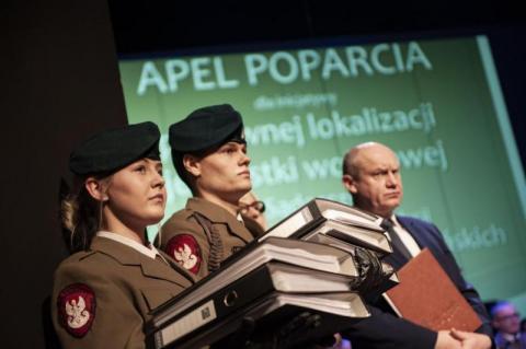 Gdzie ulokują wojsko w Sączu