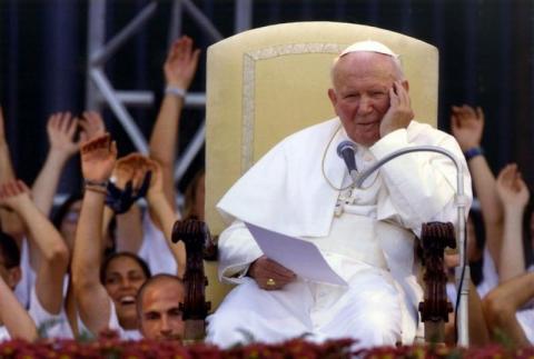 16 lat temu zmarł nasz ukochany papież Polak, święty Jan Paweł II