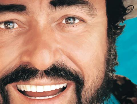 "Konkurs: wygraj bilety do kina Sokół na film ""Pavarotti"""