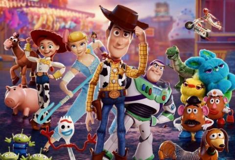 """Konkurs: wygraj bilety do kina Sokół na film """"Toy Story 4"""""""