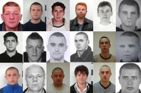 Przestępcy poszukiwani listami gończymi. Zobacz, za co ściga ich policja?