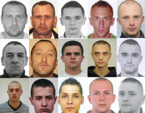 Dilerzy i handlarze narkotyków z Małopolski. Ściga ich policja [ZDJĘCIA]