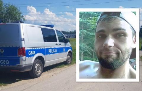 Zaginął 32-letni Łukasz. Nikt nie wie, gdzie teraz jest i co się z nim dzieje