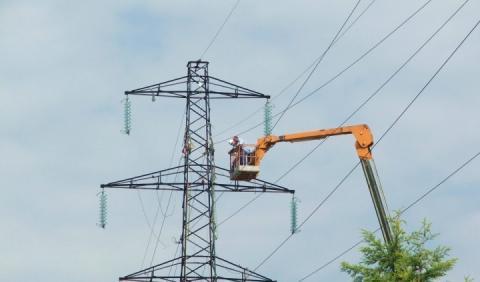 Wichura spustoszyła stacje transformatorowe na Sądecczyźnie. Ponad 2300 gospodarstw bez prądu
