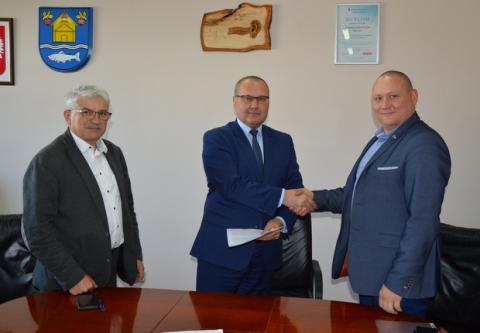Inwestycyjny boom w gminie Łososina Dolna. Kolejna droga będzie remontowana