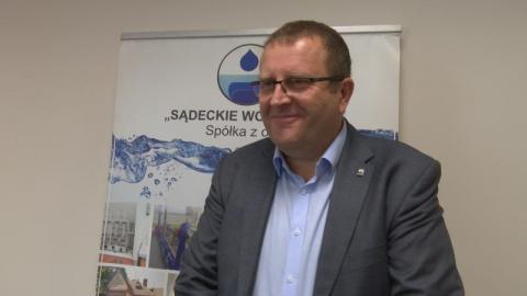Sądeckie Wodociągi ratują mieszkańców Biczyc Górnych! Dostarczą im wodę!
