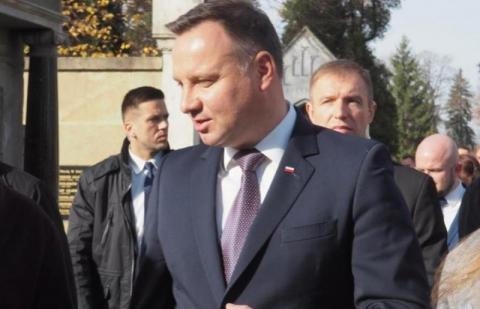 Ale news! Prezydent Duda przyjedzie do Starego Sącza na finał kampanii
