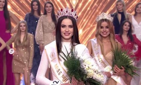 Wybory Miss Polski 2020 już za nami. Anna Maria Jaromin najpiękniejszą Polką