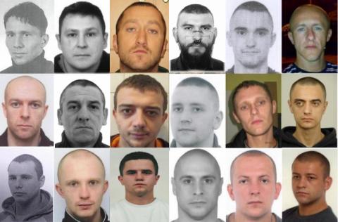 Dilerzy i narkotykowi przestępcy z Małopolski. Szuka ich policja