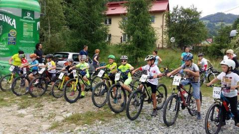 Strome trasy, zawrotna prędkość i adrenalina... Wyścigi rowerowe o Puchar Doliny Popradu