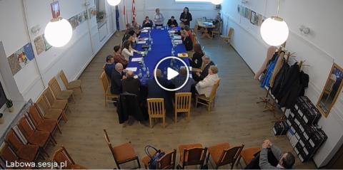 Sesja rady gminy Łabowa odbędzie się zgodnie z planem [transmisja na żywo]