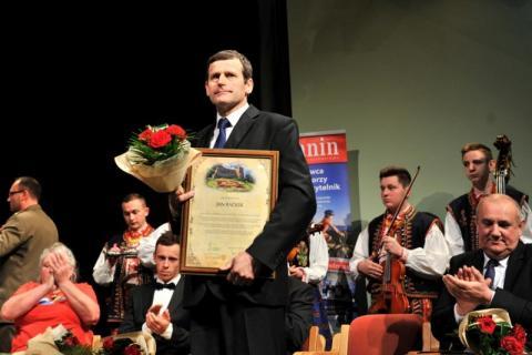 Jan Radzik, Sądeczanin Roku 2016
