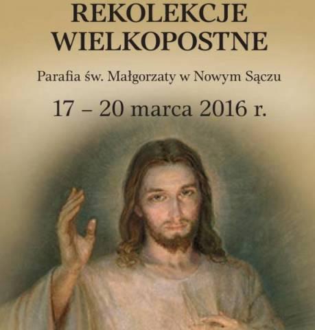 Rekolekcje św. Małgorzata