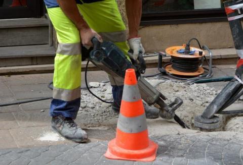 Ciąg dalszy remontu drogi w Tęgoborzy. Utrudnienia potrwają jeszcze tydzień