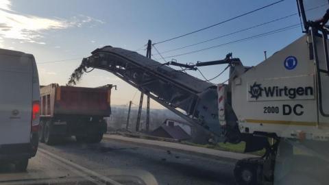 Nowy Sącz: prace na Tarnowskiej opóźnione. Winny uszkodzony most