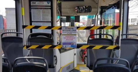 Szukają ludzi z zakażonych autobusów. Jeździł nimi chory na koronawirusa