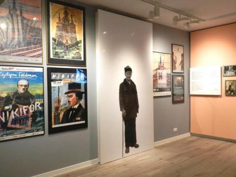 czytaj też:  Skomentuj Krynica:muzeum z kolekcją dzieł Nikifora, łemkowskiego malarza oficjalnie otwarte