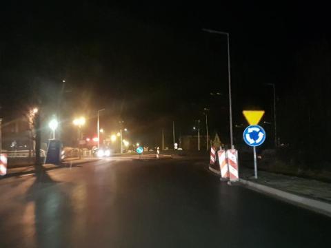 Kierowcy mocno rozczarowani - rondo w Zabrzeży korków na DW 969 nie rozładuje