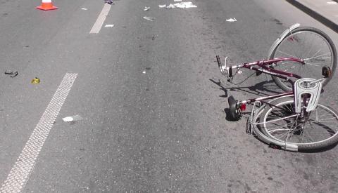 Przejażdżka rowerowa zakończyła się tragicznie. Nie żyje mężczyzna
