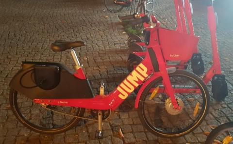 rower - wielki wygrany czasów pandemii