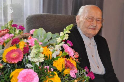 Rozalia Mamak świętuje setne urodziny. Jubilatka doczekała się praprawnuków