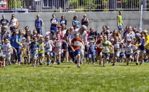Run 4 a Smile: sprawdź harmonogram rywalizacji i biegnij by pomóc małej Marysi