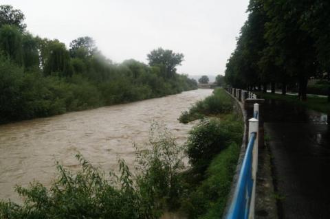 Może być groźnie na rzekach