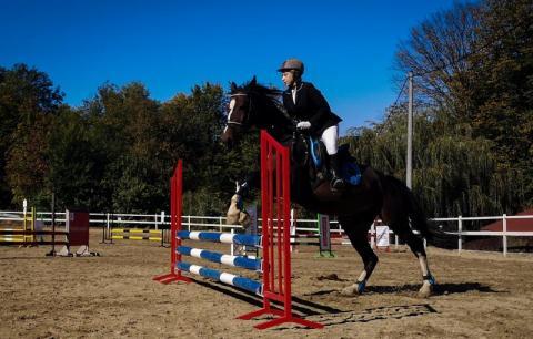 Sądecki Turniej Jeździecki w Kamionce Wielkiej